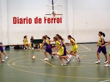 Basket Infantil Feminina