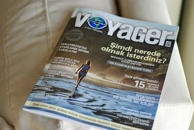 Trendybavul Voyager Dergisinde!