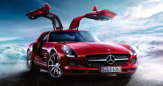 メルセデスAMGが「SLRマクラーレン」の後継スーパーカーの開発を計画中!?