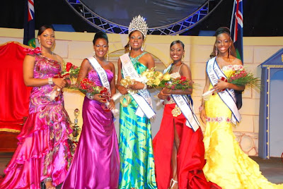miss british virgin islands 2011 semifinalists,Ciara Christian,Shanett Browne
