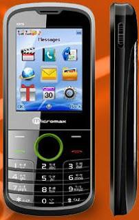 Micromax X275 Dual SIM Mobile