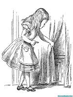 Lemari rahasia Alice