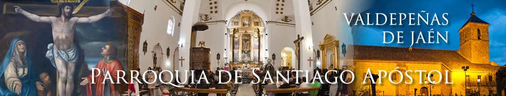 Parroquia de Santiago Apóstol. Valdepeñas de Jaén