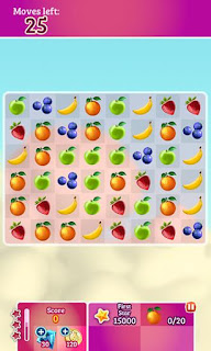 Screenshots of the Smoothie swipe for Android tablet, phone.