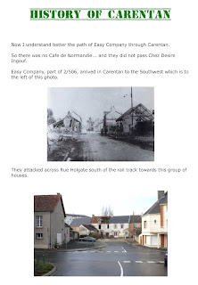 Carentan History