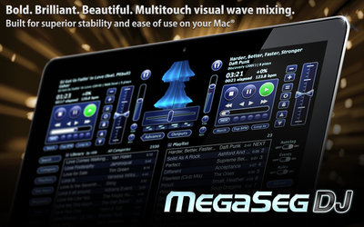MegaSeg DJ for Mac