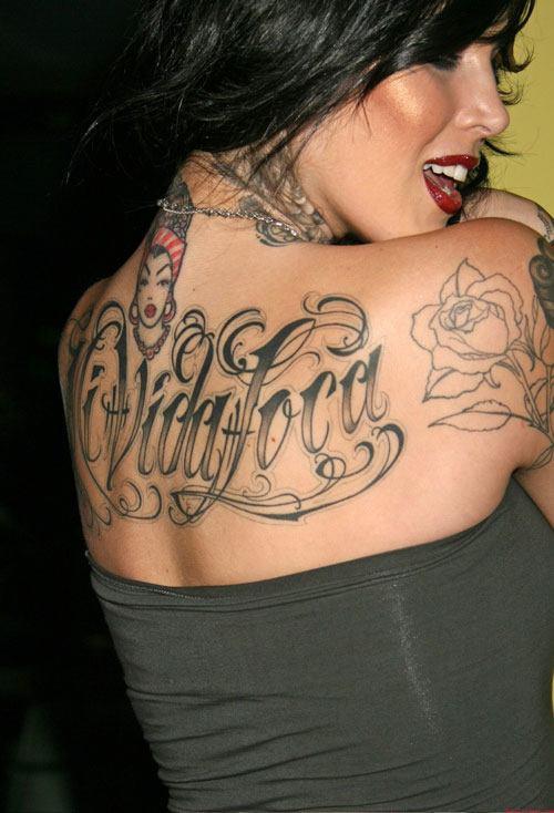Kat von d tattoo all about 24 for How to get tattooed by kat von d