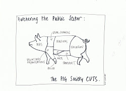 Butchering the Public Sector