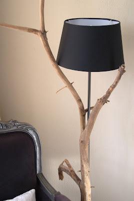 DIY Natuurlijke lamp - DIY Lamp