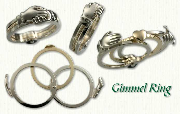 anillos de matrimonio entrelazados, anillos de Alibaba - imagenes de anillos de boda entrelazados