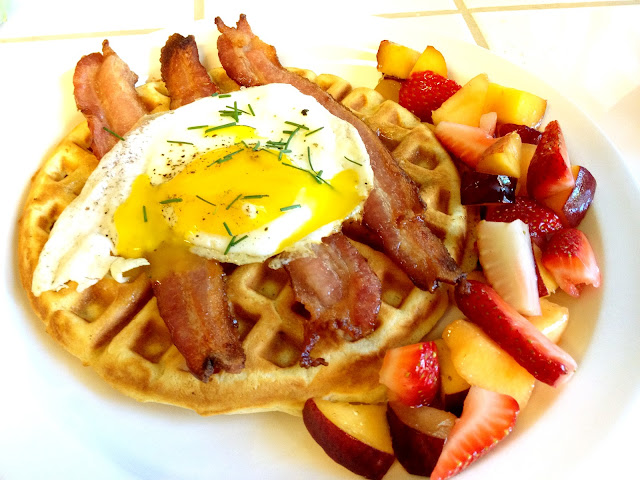 in sour cream art smith s sour cream waffle recipes dishmaps waffles ...