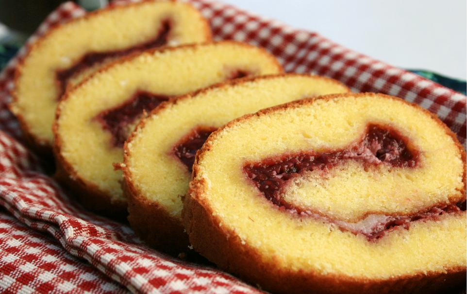 Resep Kue Bolu Gulung Enak Resep Kue | Share The Knownledge