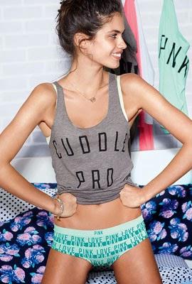 Victoria's Secret Pink lencería ropa dormir