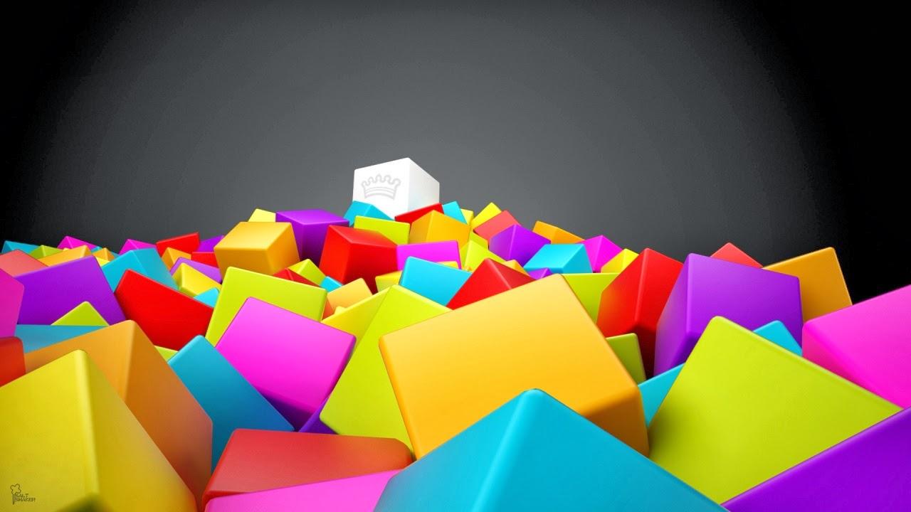 Hình nền 3D cho máy tính đẹp Tháng 3 - 2014
