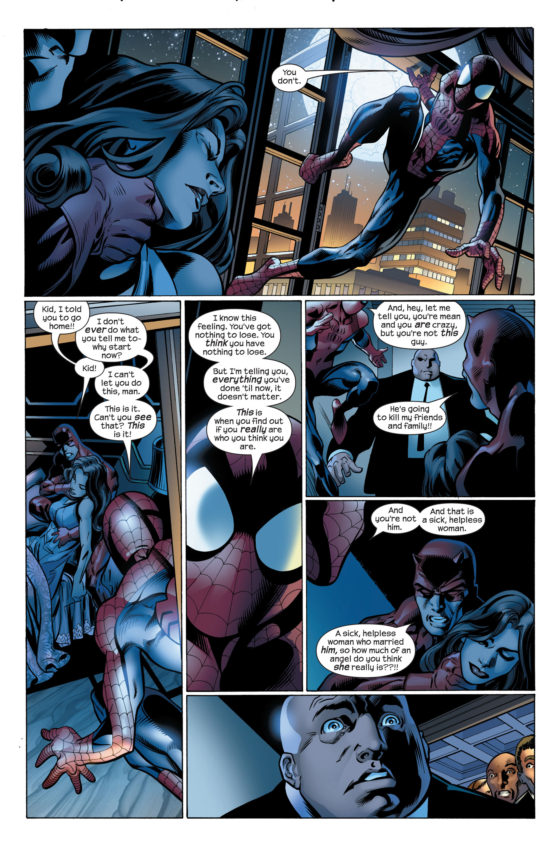 Ultimate Spider-Man (2000) Issue #110 #114 - English 14