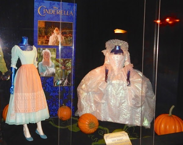 Cinderella Fairy Godmother movie costumes