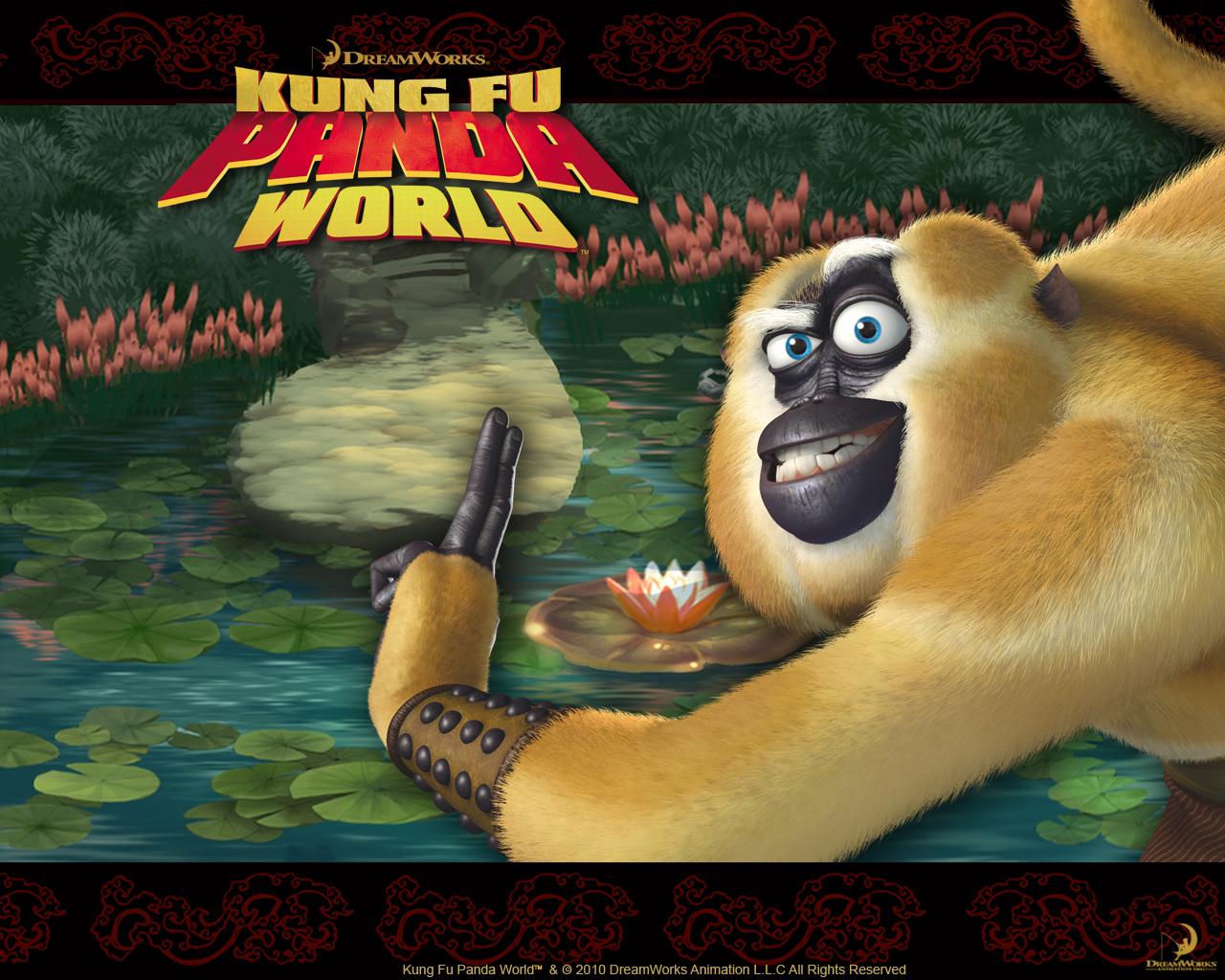 kung fu panda 2 hd trailers and kung fu panda 2 wallpapers - blu-ray