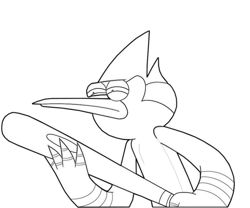printable-mordecai-read_coloring-pages