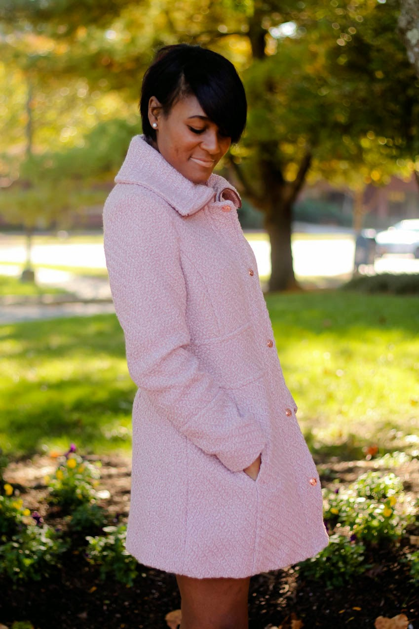 The Daileigh: Think Pink