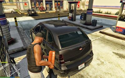 Baixar Mod de Gasolina (Fuel Mod v6) Para GTA V