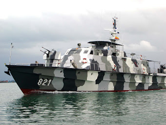 FAST PATROL BOAT INDONESIAN NAVY - 40 M