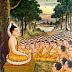 Magha Puja Ceremony បុណ្យមាឃបូជា