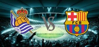Poker Online : Prediksi Skor Real Sociedad vs Barcelona 5 Januari 2015
