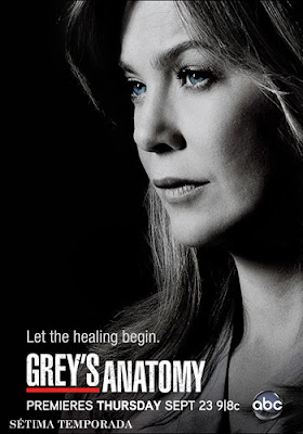 Grey's Anatomy - 7ª Temporada Completa - HDTV Legendado
