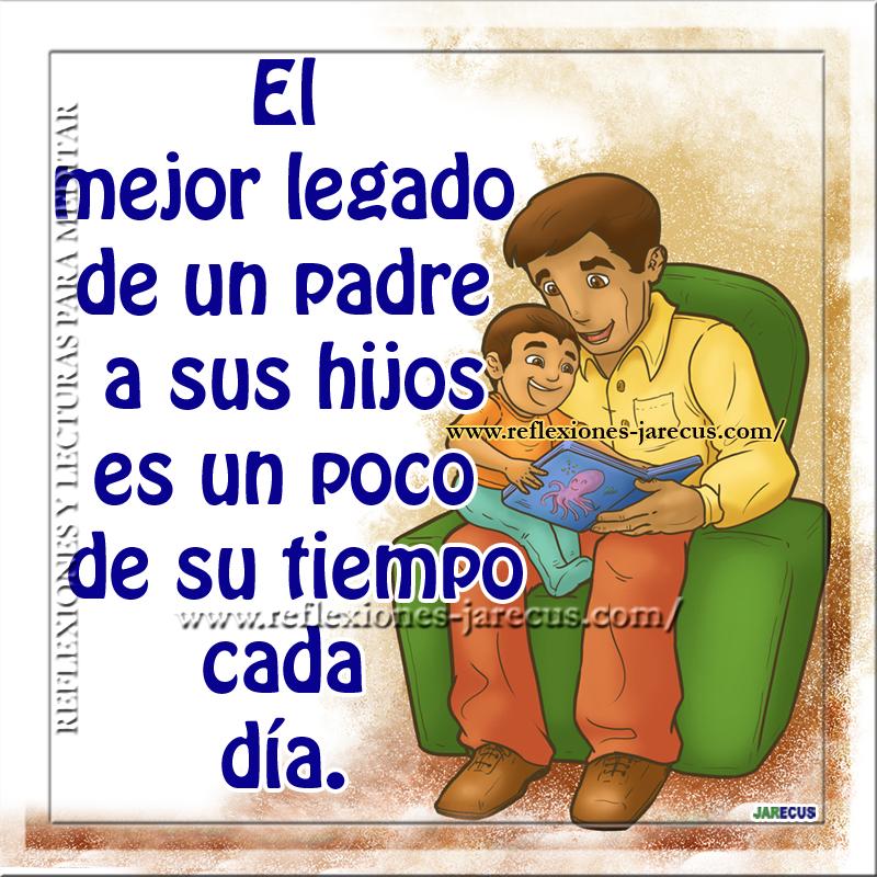 Frases día del padre, Feliz día papá