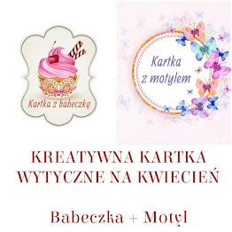 Kreatywna Kartka Hafty Magos