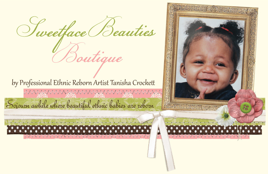 Sweetface Beauties Boutique by Tanisha Crockett