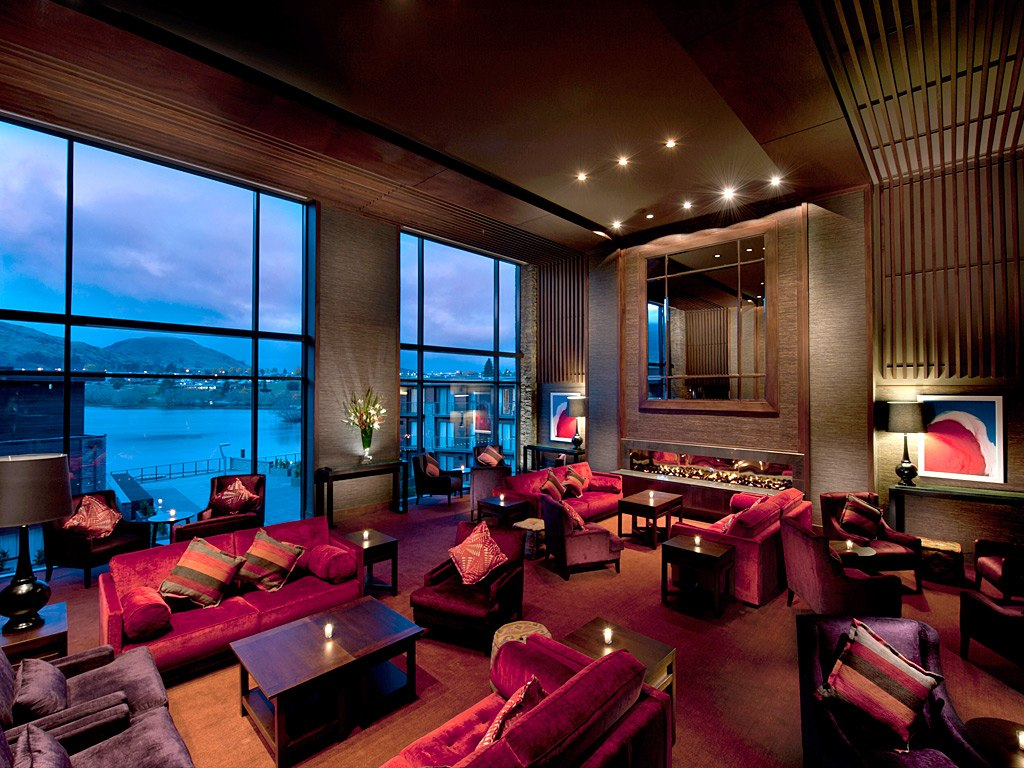 Wanderlust hilton named to hot list for Design hotel queenstown