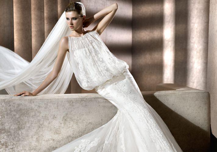 Wedding Dresses For Lifetime Bridal Trends 2012