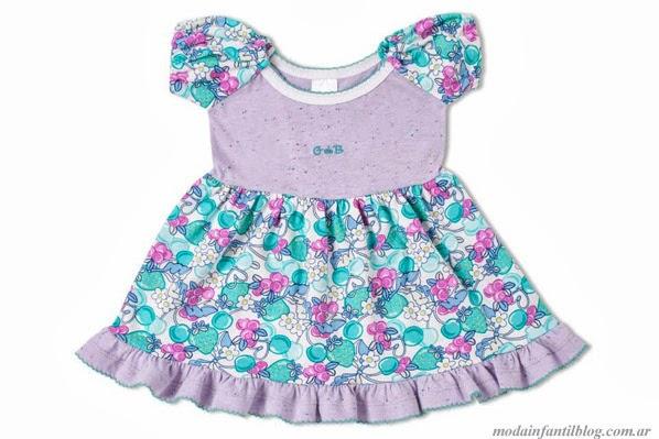 gabriela de bianchetti coleccion vestidos verano 2014