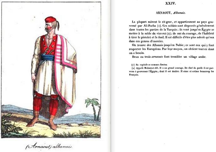 (Arnaut) Albanais