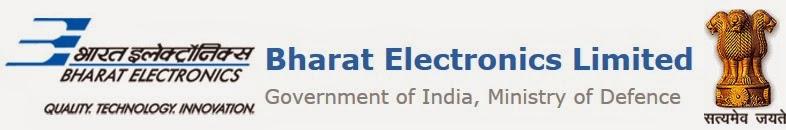 Bharat Electronics Limited Recruitment 2014