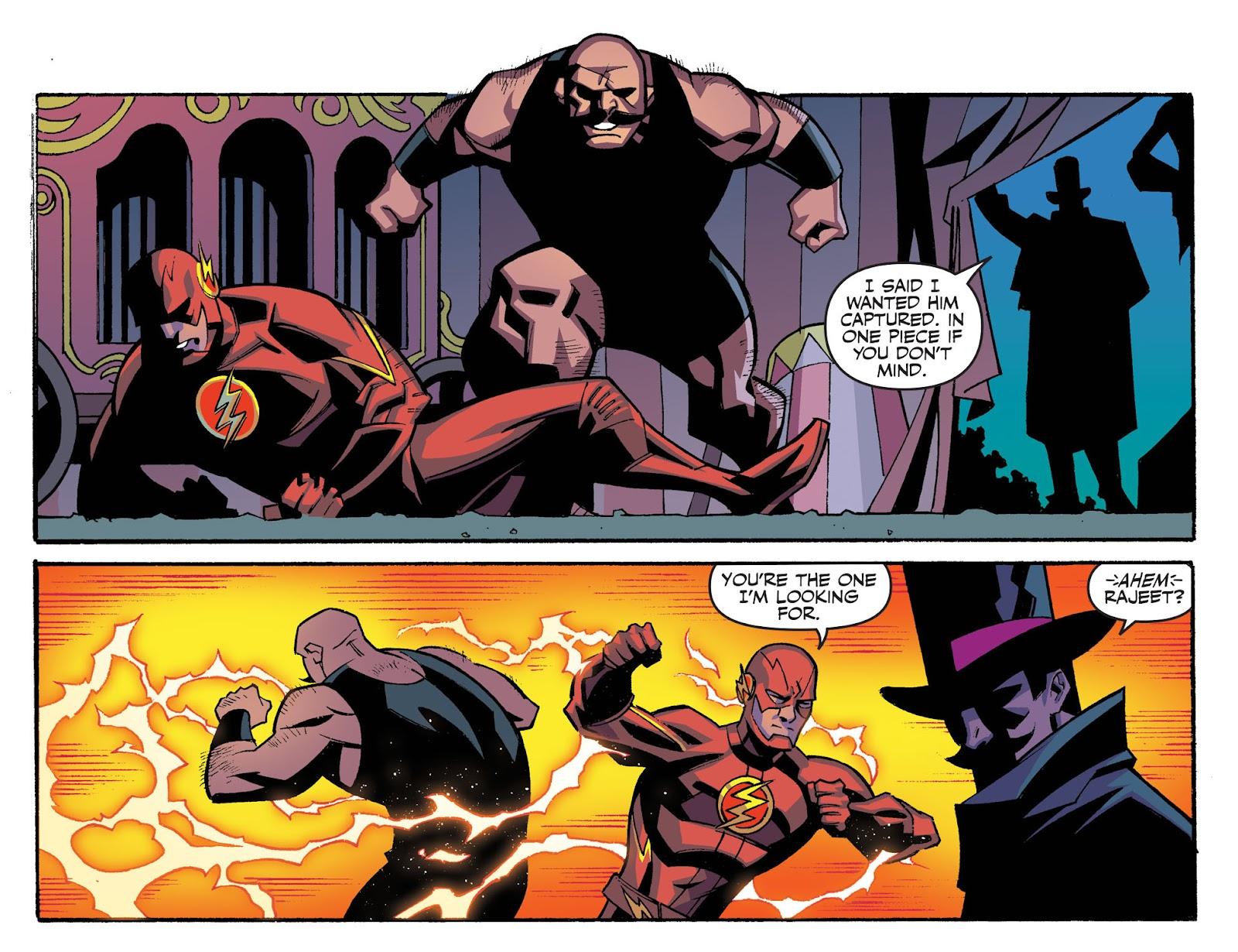 The Flash: Season Zero [I] Issue #4 #4 - English 15