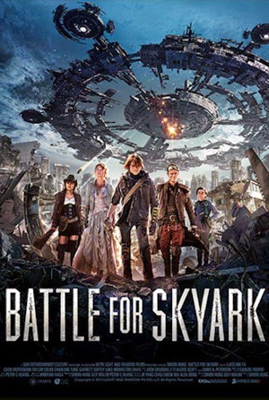 Battle for Skyark 2015 poster