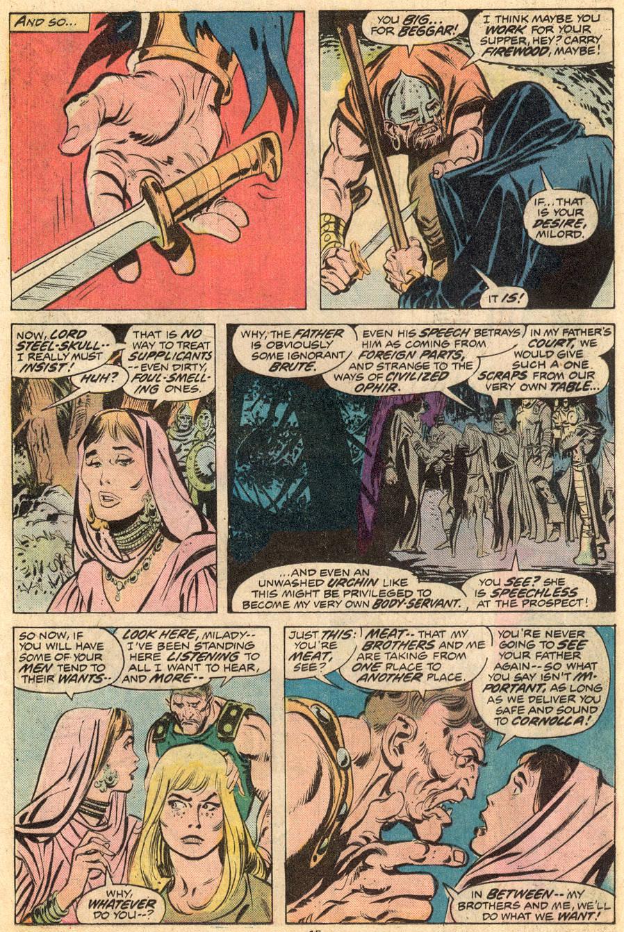 Conan the Barbarian (1970) Issue #53 #65 - English 10