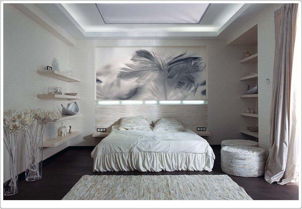 6 vakre soverom med myk og innbydende designelementer   interiør ...