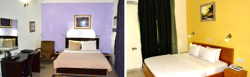 Neocourts Hotel room