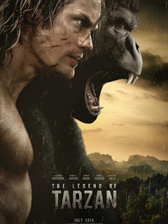 The Legend of Tarzan ( 2016 )