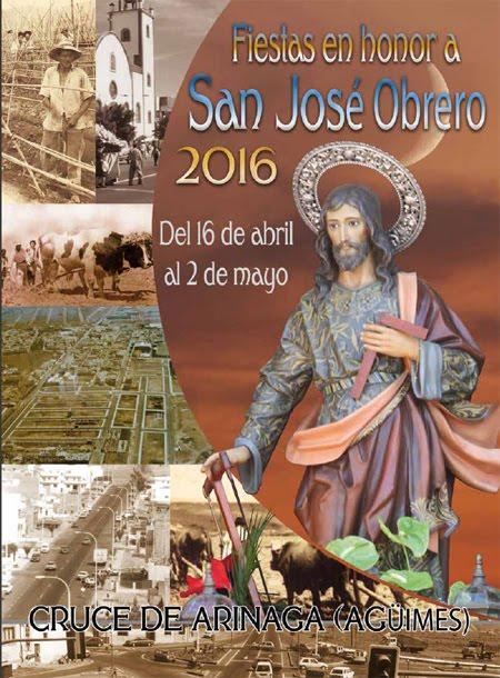 Fiestas en honor a S. José Obrero en el Cruce de Arinaga