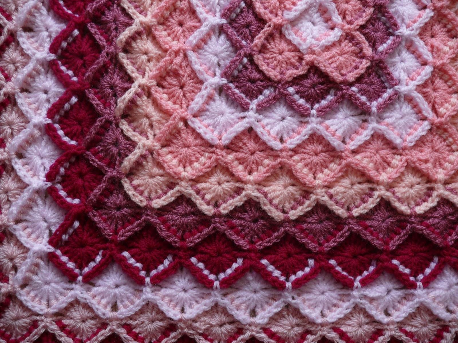 Free Pattern For Bavarian Crochet Baby Blanket ~ Pakbit for .