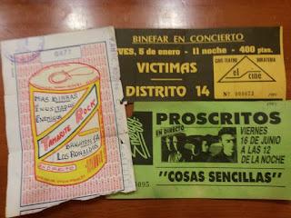 Entradas de conciertos en Binéfar