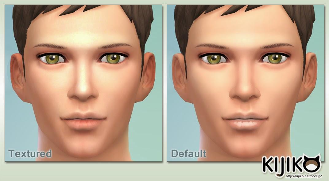 Skin Overlay (Non-default skins) at Kijiko » Sims 4 Updates