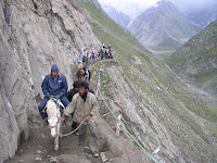 Amarnath Tour Package Via Pahalgam