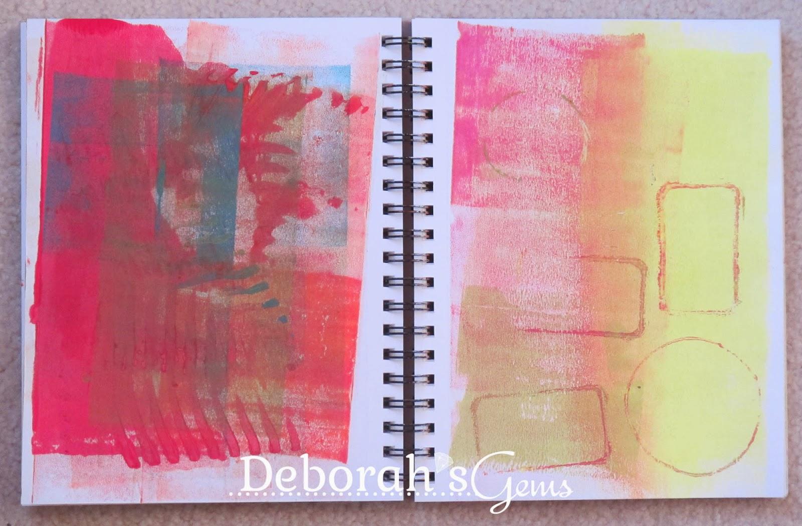 365 Journal 1 - photo by Deborah Frings - Deborah's Gems