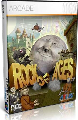Rock Of Ages PC Full Español ISO Descargar 1 Link