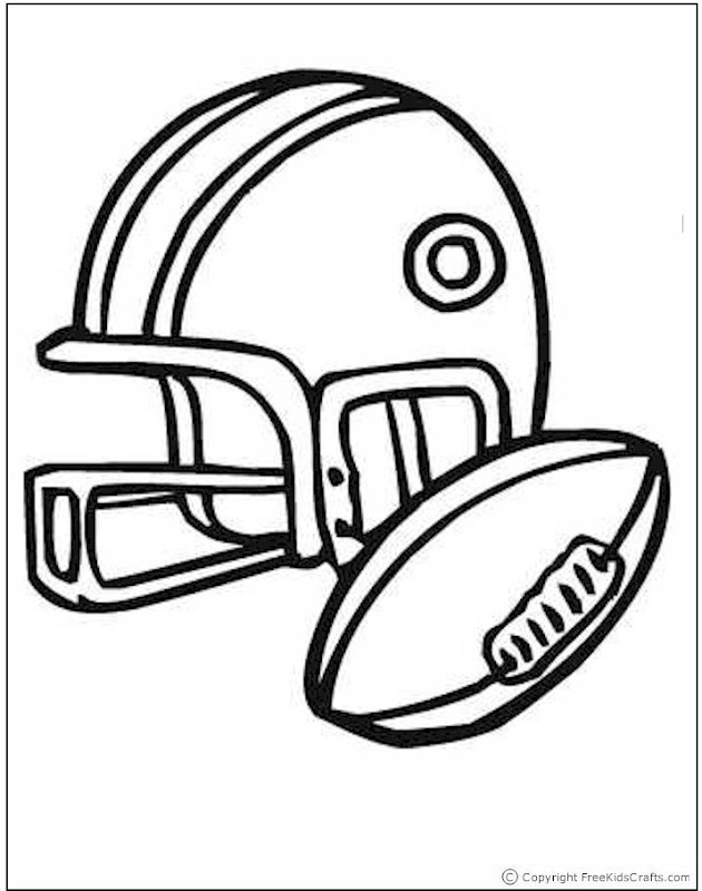 Free Sports Printable Coloring Pages title=